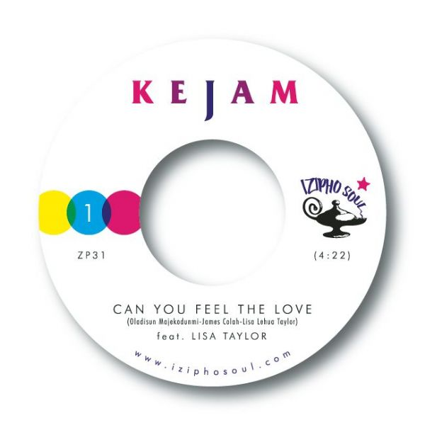 KEJAM - CREATING MAJEK / 7'' DOUBLE PACK PICTURE SLEEVE